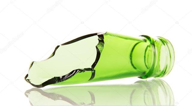 Más Pleitos: Hieren joven con caquete de botellas; está interno (Foto fuerte).