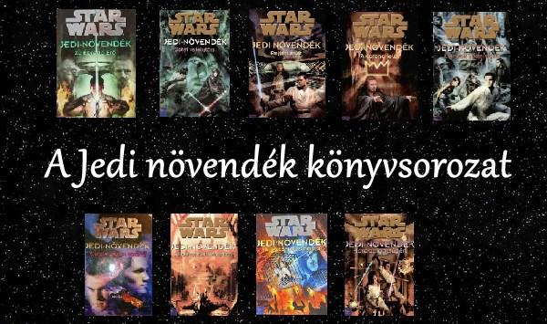 A Jedi növendék könyvsorozat