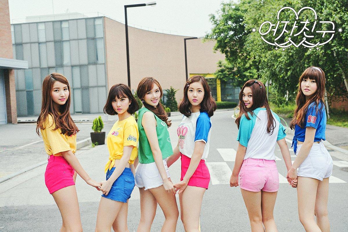 gfriend reveal concept photos for 1st album  u0026 39 lol u0026 39     daily k pop news