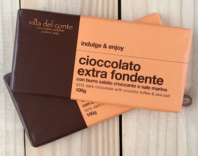 Villa del Conte - Rich and healthy dark chocolates
