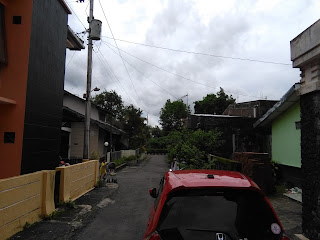 Rumah Dijual Murah Jalan Kaliurang km 13 Dalam Perumahan Dekat UII 3