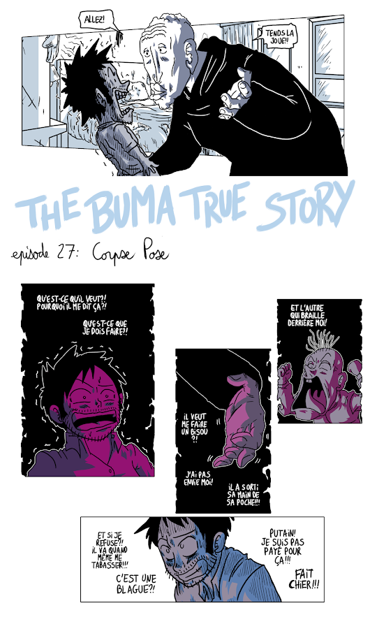 The Buma True Story Episode 27 - Corpse Pose