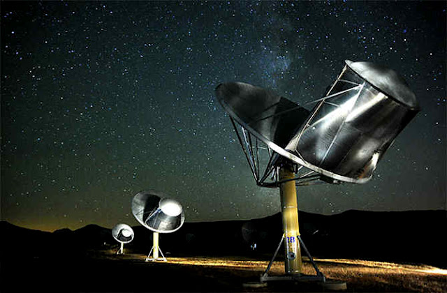 Allen Telescope Array - SETI