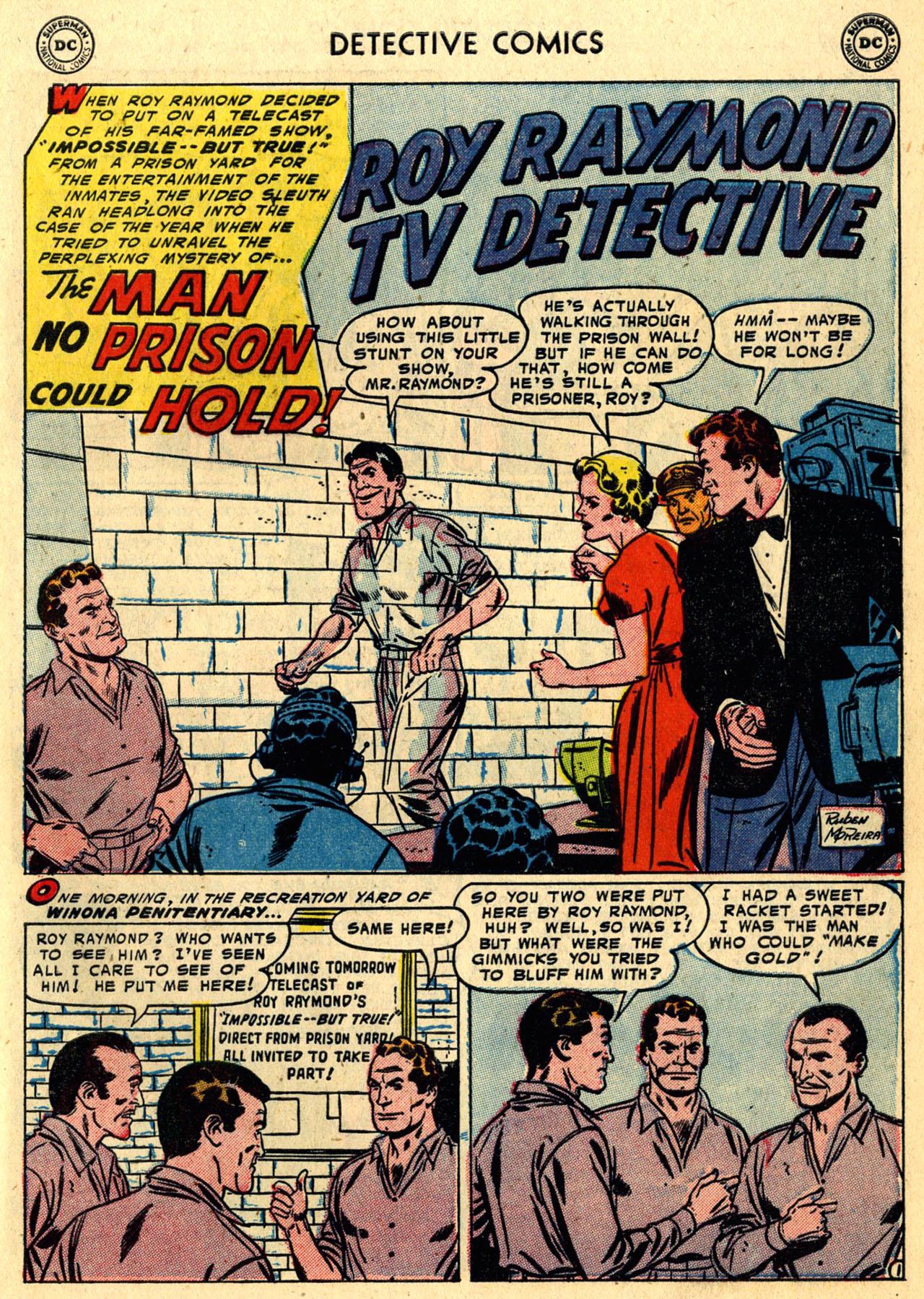 Read online Detective Comics (1937) comic -  Issue #216 - 27