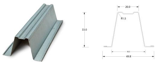 baja ringan g550 rangka atap tunggal mandiri truss: elemen ...