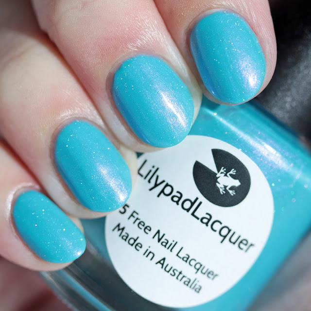 Lilypad Lacquer Keep Your Wig On
