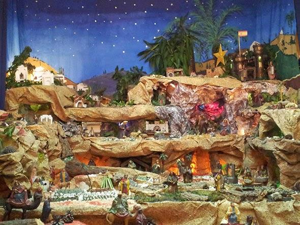 Decorar Un Pueblo N Navidad