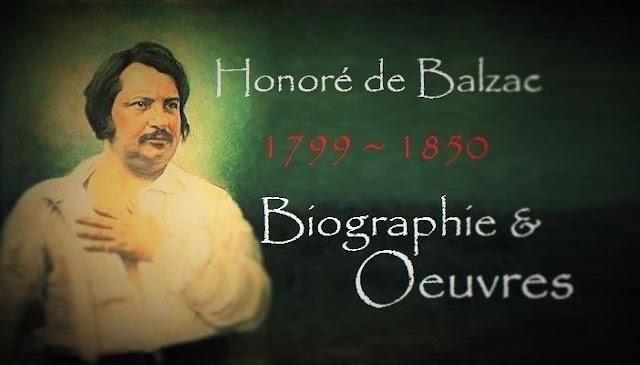 Honoré de Balzac : Écrivain & Romancier