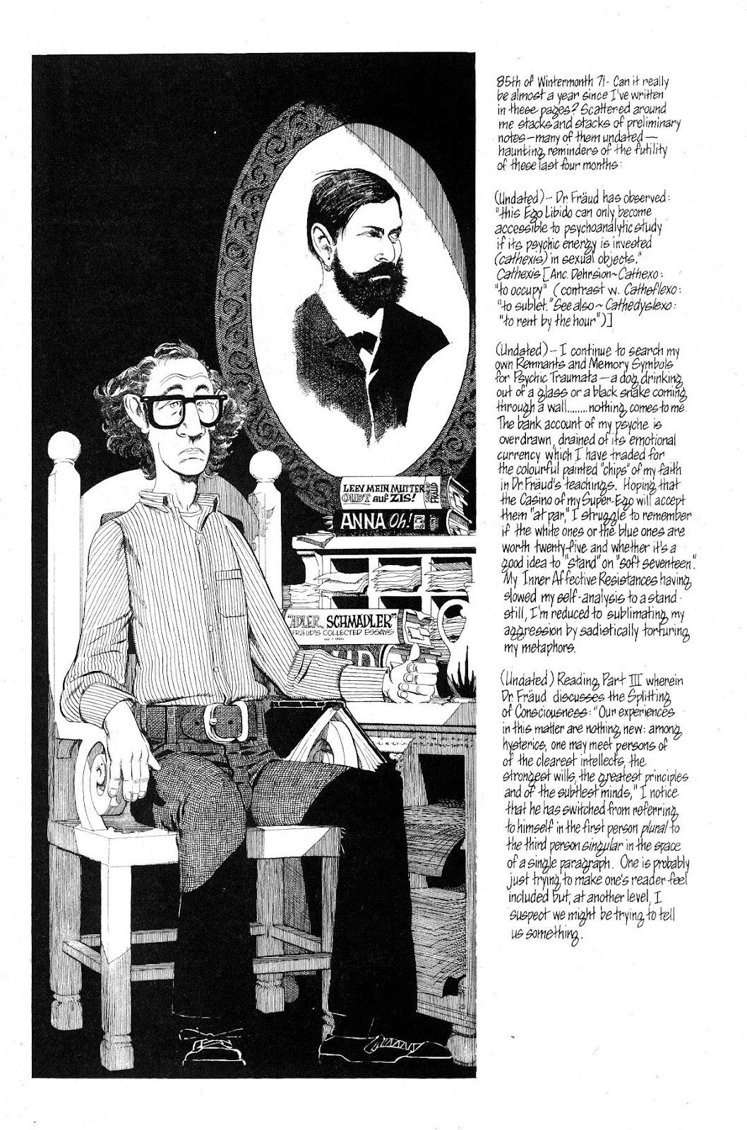 Cerebus Issue #281 #280 - English 3