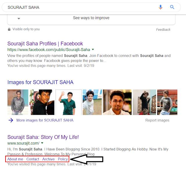 Sourajit Saha On Google