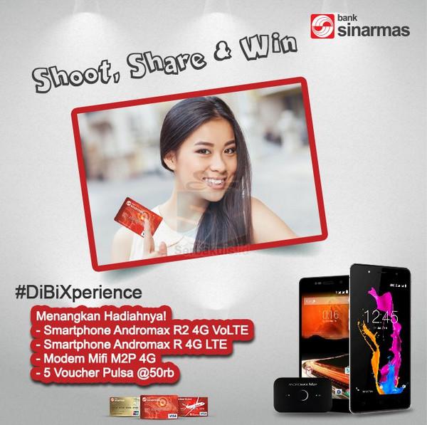 Shoot, Share & Win Dibi Xperience