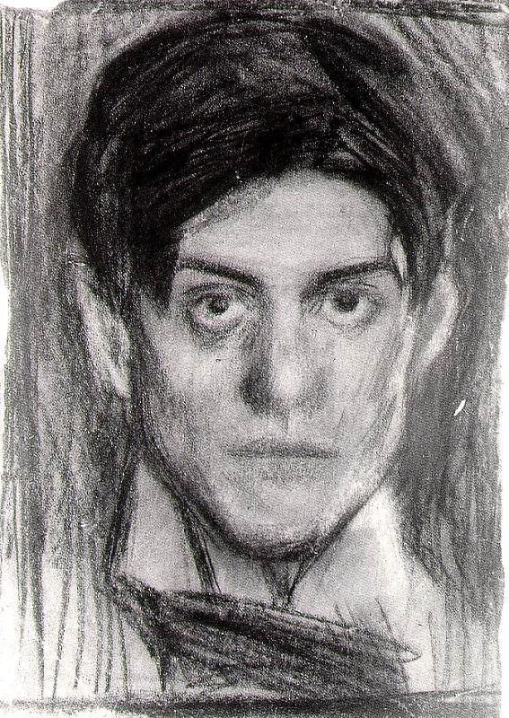 Selbstportrait Picasso