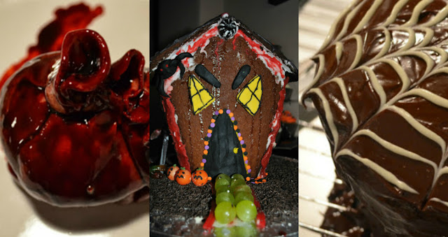 Halloween baking tutorials