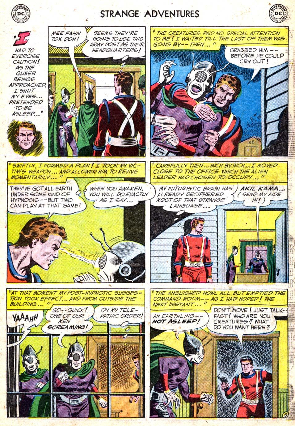 Strange Adventures (1950) issue 25 - Page 7