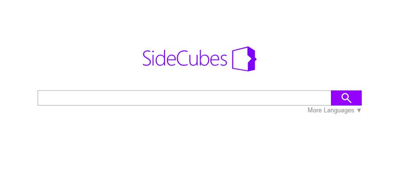 Come rimuovere Sidecubes da pagina iniziale