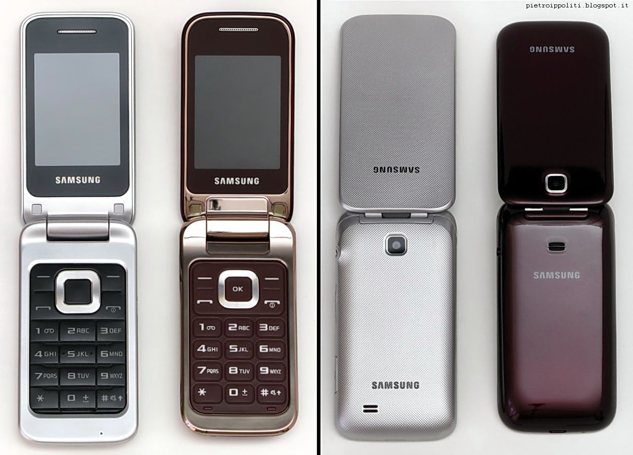 Samsung C3520 e C3590