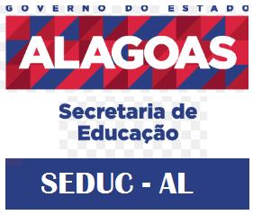 concurso SEDUC Alagoas - Secretaria da Educação-AL