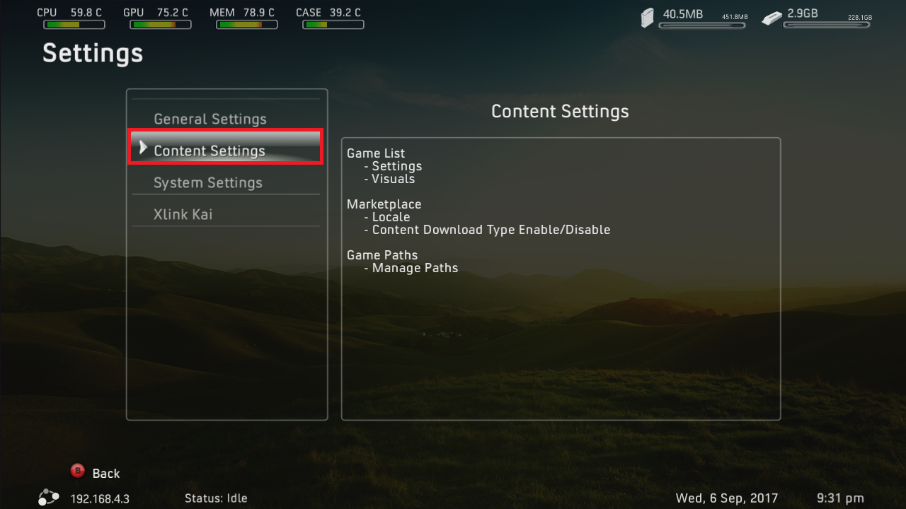 Menampilkan Game List XBOX 360 Pada Freestyle Dashboard
