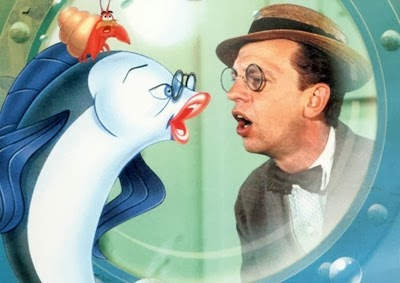 Don Knotts The Incredible Mr. Limpet animatedfilmreviews.blogspot.com