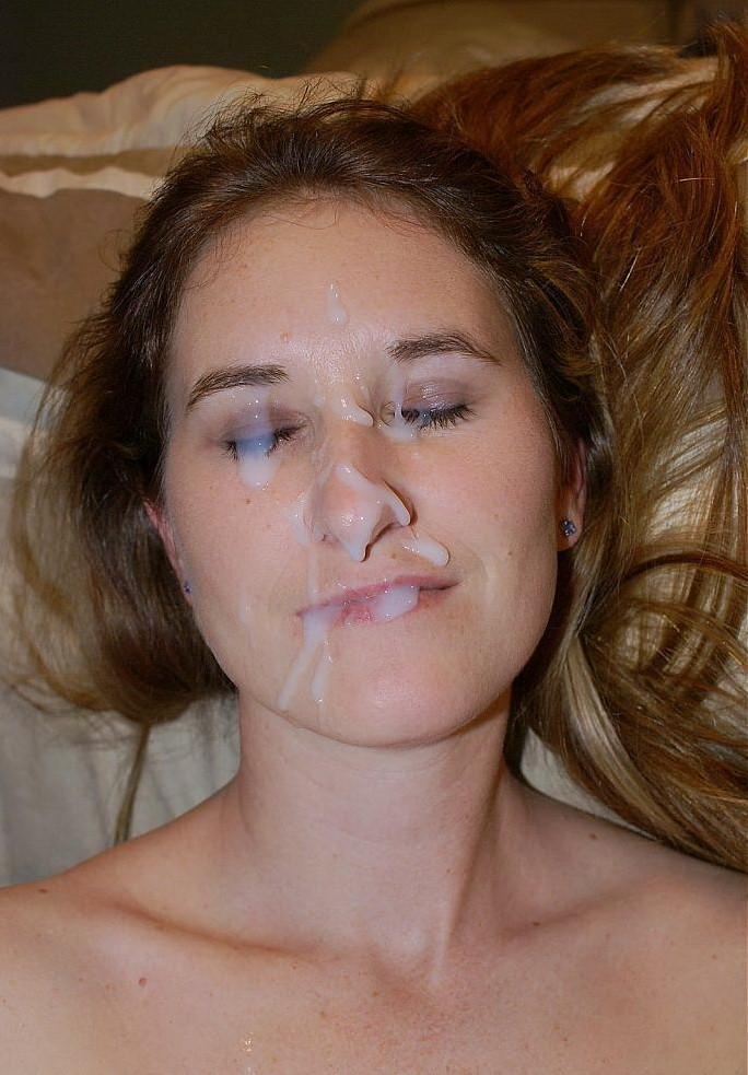 Amateur Gesichtsbesamung