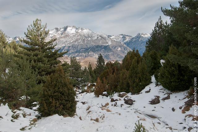 blog ruta pirineos Huesca Ibon de Piedrafita