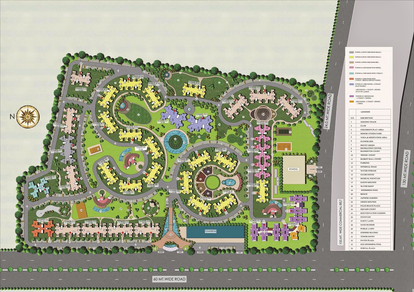 site-plan-supertech-eco-village-2