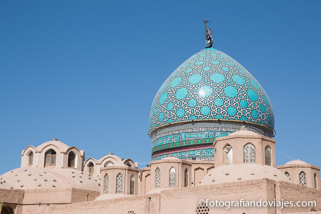 Mahan Mausoleo Shah Nematollah Vali