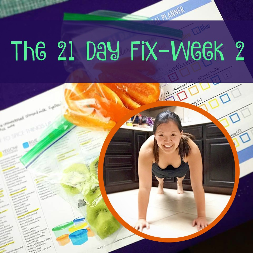 did you gain weight on the 21 day fix