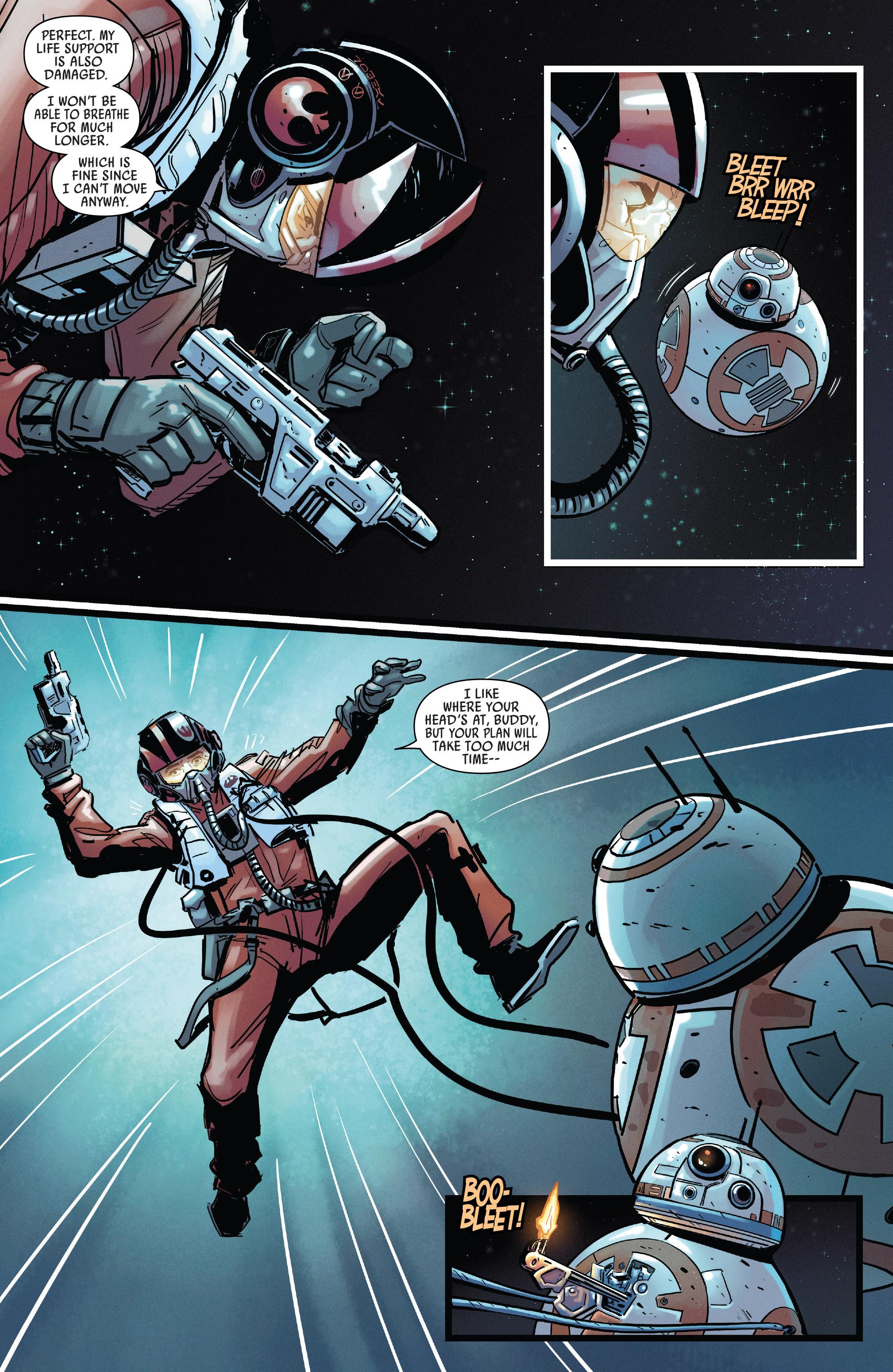 Read online Star Wars: Poe Dameron comic -  Issue # _Annual 1 - 8