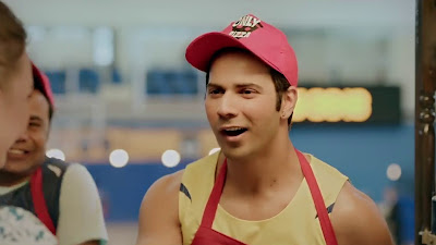 Wearing Cap HD Pic Of Varun Dhawan