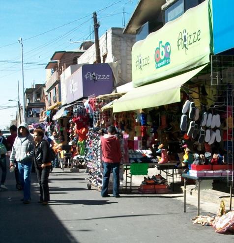 San Mateo Atenco, negocios, comercios