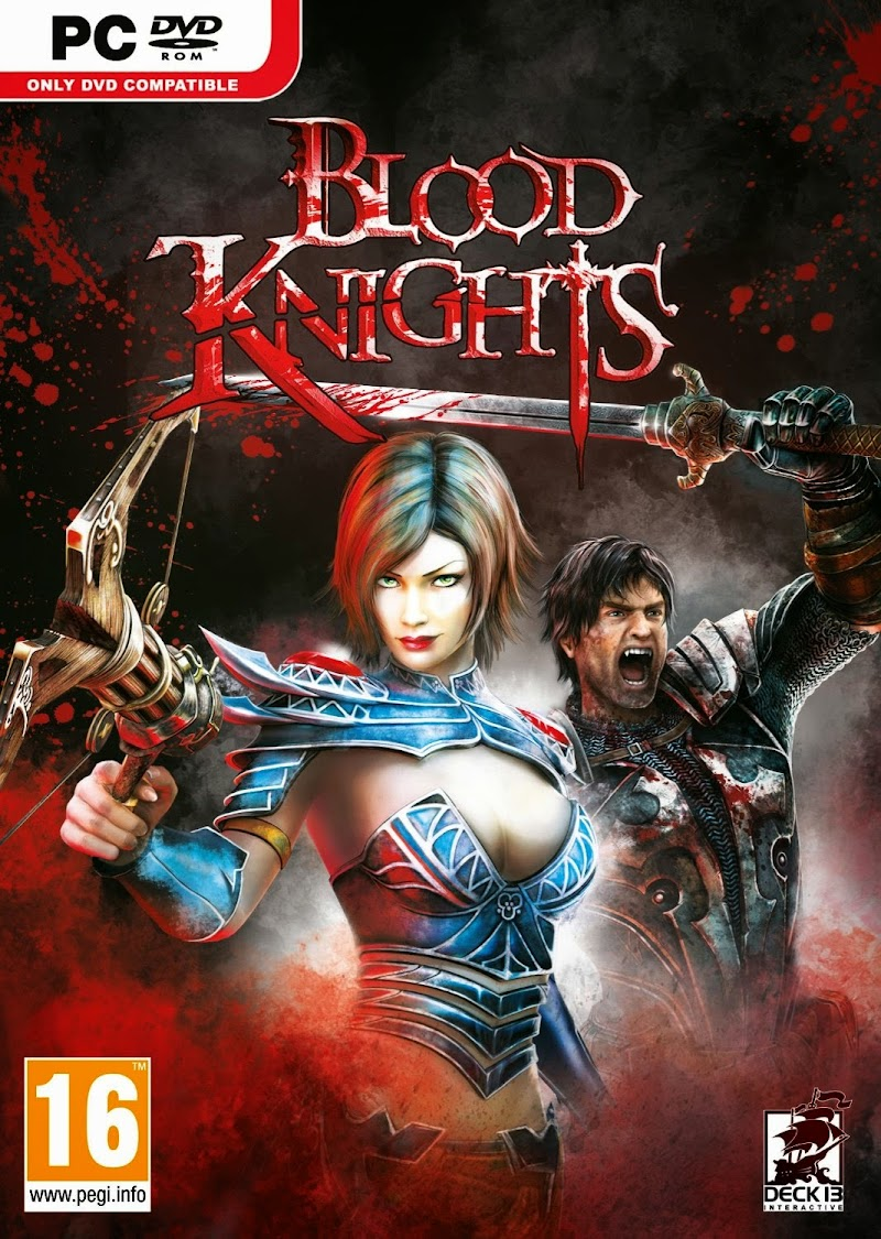 Game Blood Knights - Tiêu Diệt Ma Cà Rồng Download Free >> Game HoIT Asia