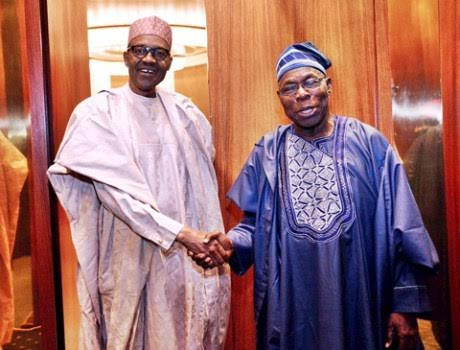 Buhari has not disappointed Nigerians- Word from the Ex president Obasanjo