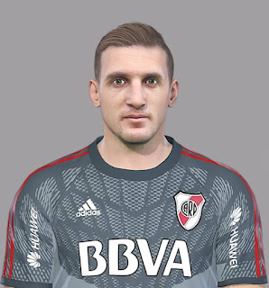 PES 2018 Franco Armani by Luis Facemaker
