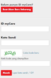 Cek Pulsa Via Online Website Indosat