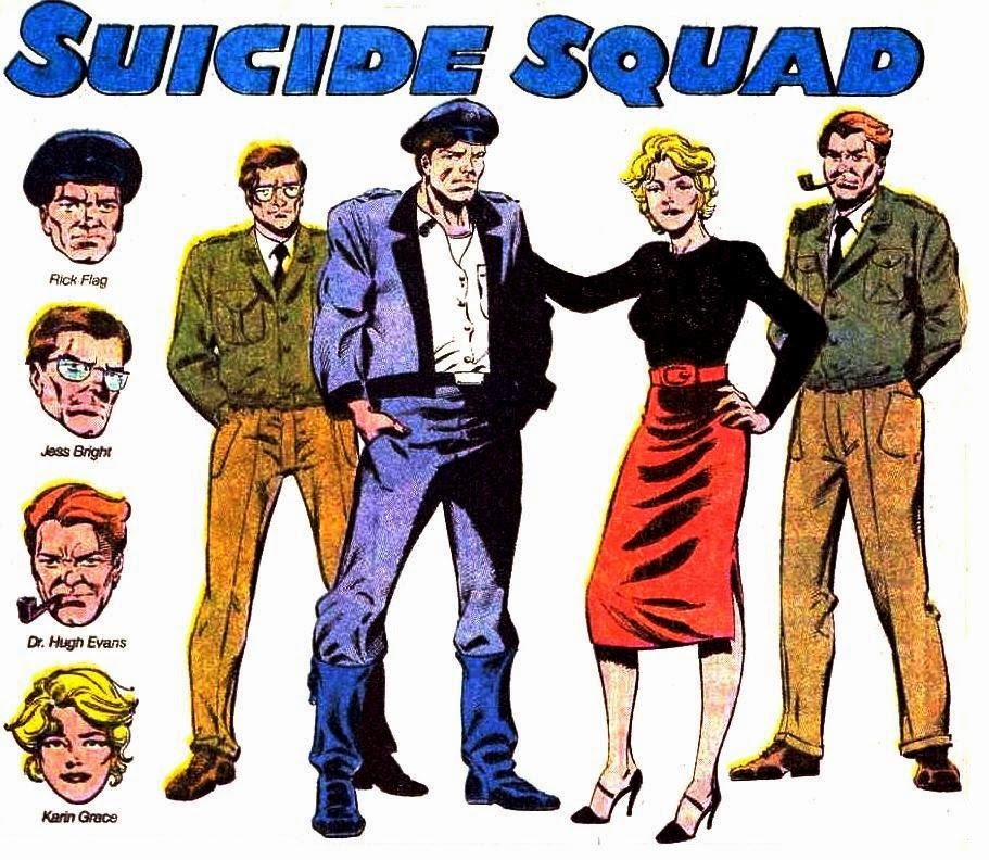 G Force Cartoon Characters Names : Curry takeaways a review of the suicide squad