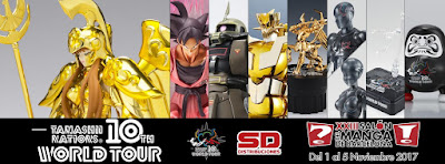 Tamashii World Tour 2017 Spain