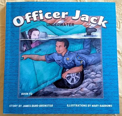 Officer Jack Book