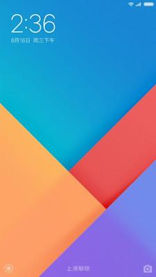 Screenshot MIUI 9 tunjukkan tema baru, apa saja