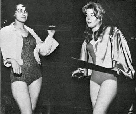 Bette Boucher vs Vivian Vachon - Classic Womens Pro Wrestling