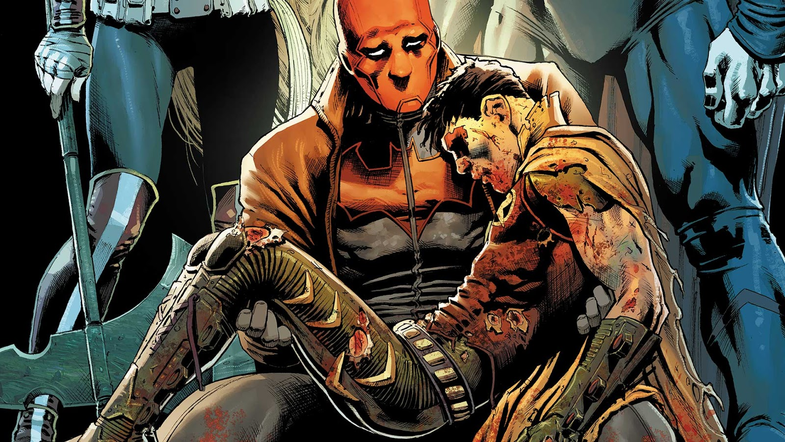 weird science dc comics preview red hood and the outlaws 10
