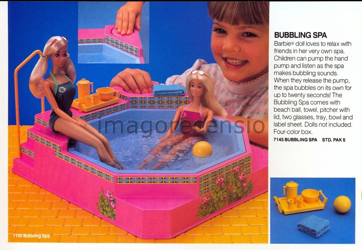 Vasca Da Bagno Barbie Anni 70 : Vasca da bagno barbie anni auguri barbie le curiosità da