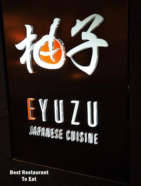Eyuzu Japanese Cuisine Eastin Hotel Kuala Lumpur