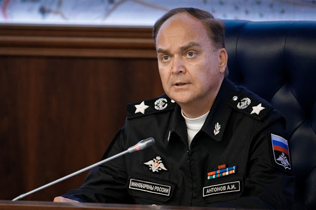 Anatoly Antonov, The Next Russian Ambassador to the United States