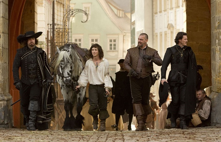Dallas Movie Screenings: The Three Musketeers