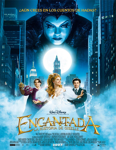 Ver Encantada (Enchanted) (2007) Online
