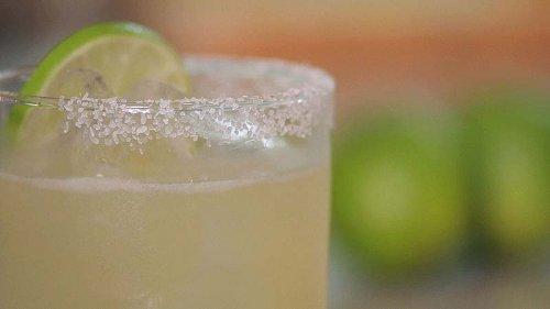 Coctel Margarita sencillo