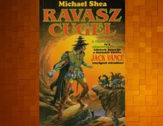 Michael Sea Ravasz Cugel könyv