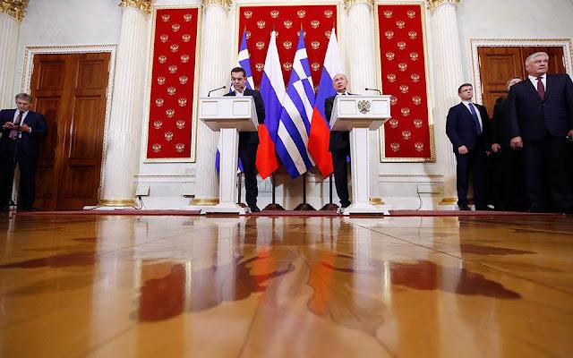 Η επόμενη μέρα στις ελληνορωσικές σχέσεις