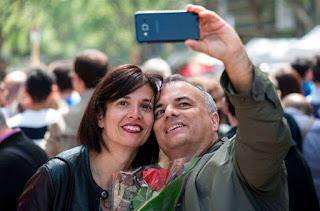 Las selfies perjudican las relaciones de pareja